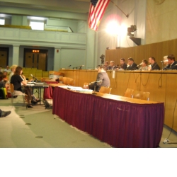 Nurses testify in support of the Safer Alternatives Bill