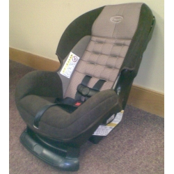 Are there toxic flame retardants in this car seat?